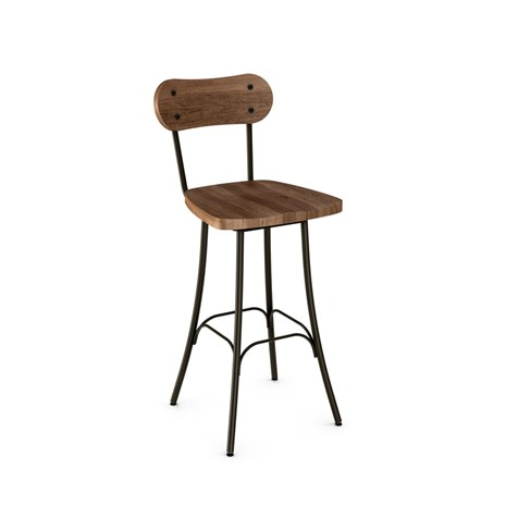 Bean Swivel Stool Image
