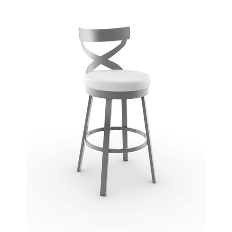 Lincoln Swivel Stool Image