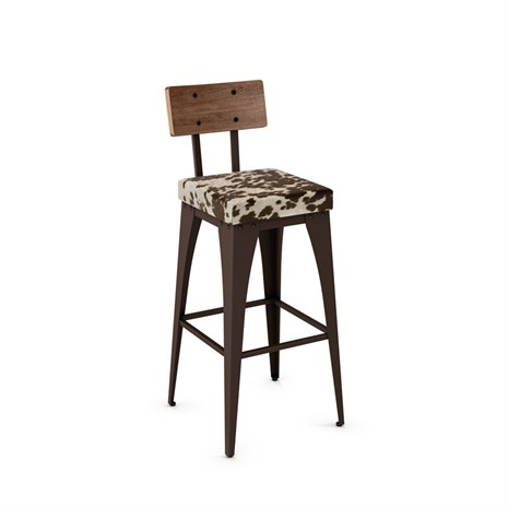 Upright Non Swivel Stool Image