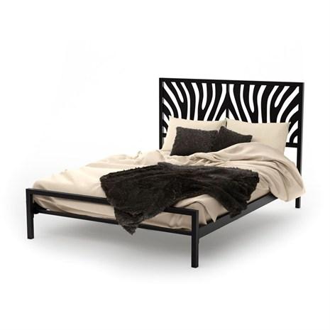 Zebra Footboard Beds Image