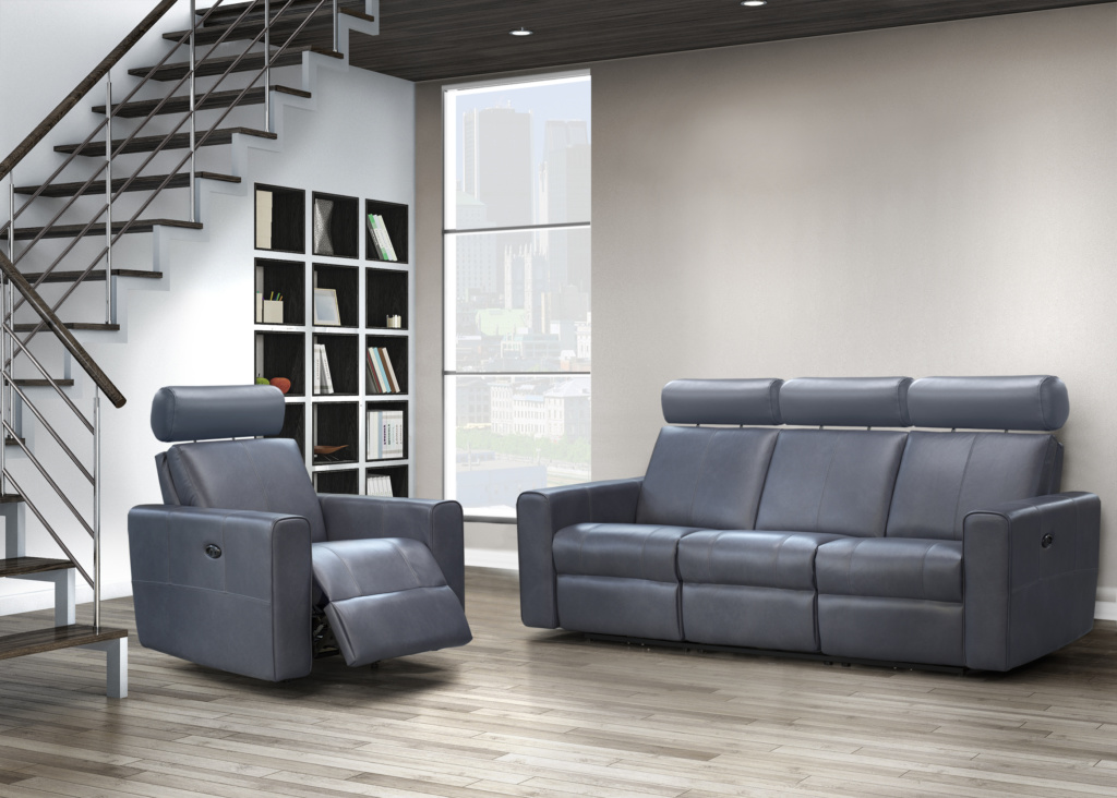 4065 Sofa/Recliner Image