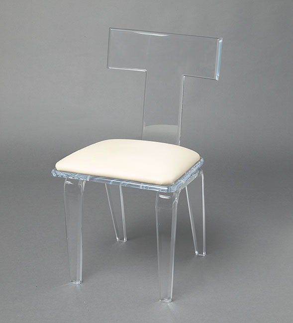 Sofia Acrylic Chair Image