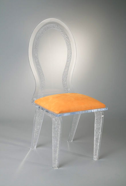 Royal Acrylic Chair Image
