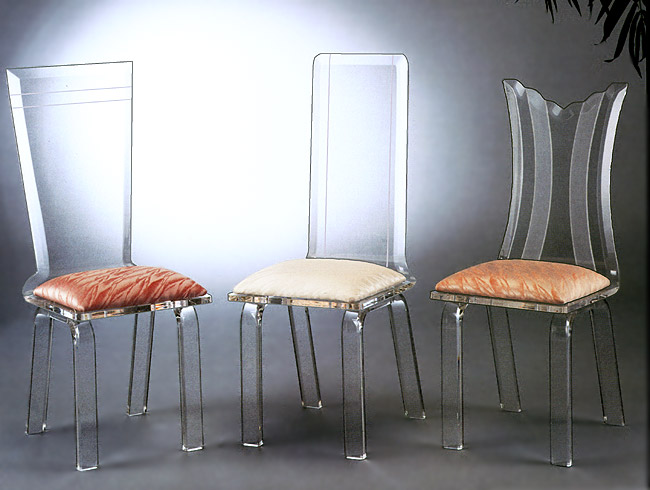 Victory / Elegant / Infinity Acrylic Chairs Image