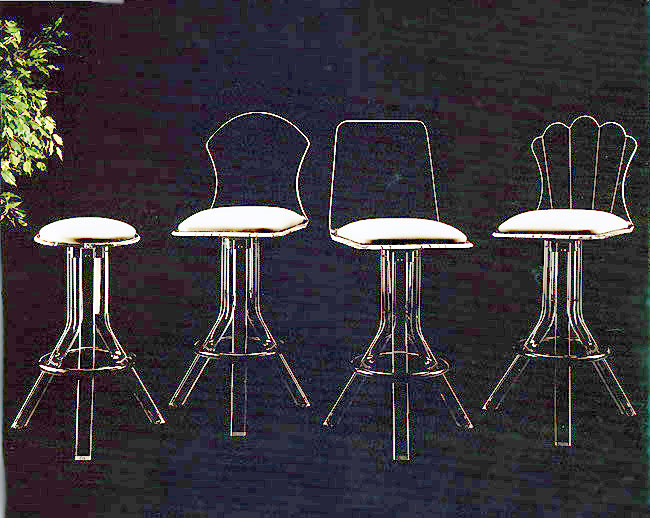 No Back Bar stool Image