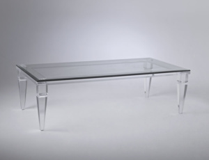 Andora Acrylic Cocktail Table Image