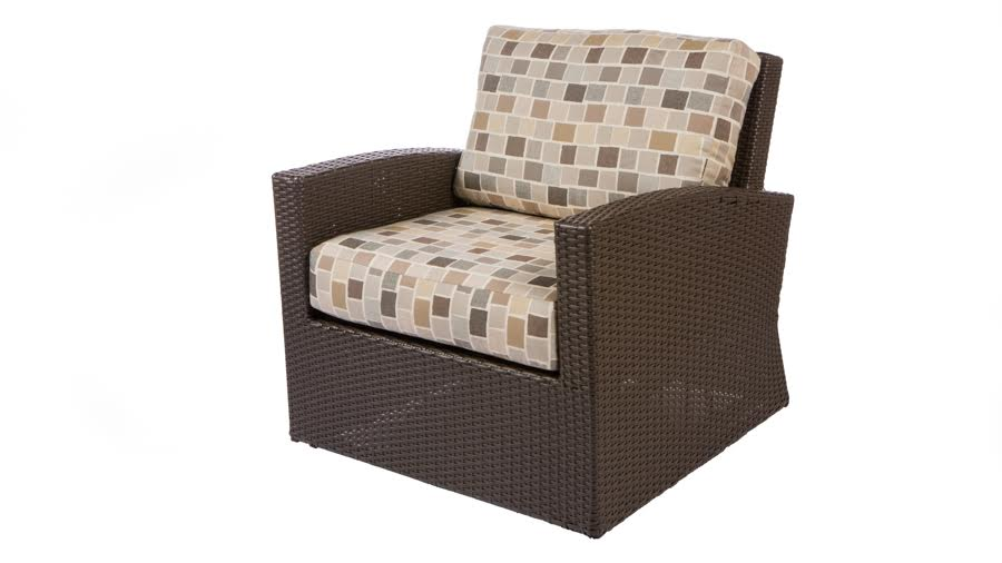 BONITA COLLECTION – CLUB CHAIR IN JAVA Image