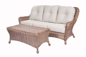 CAPTIVA COLLECTION – SOFA AND COFFEE TABLE Image