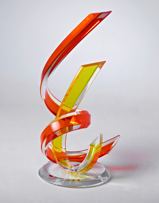 Fusion Acrylic Sculpture Image