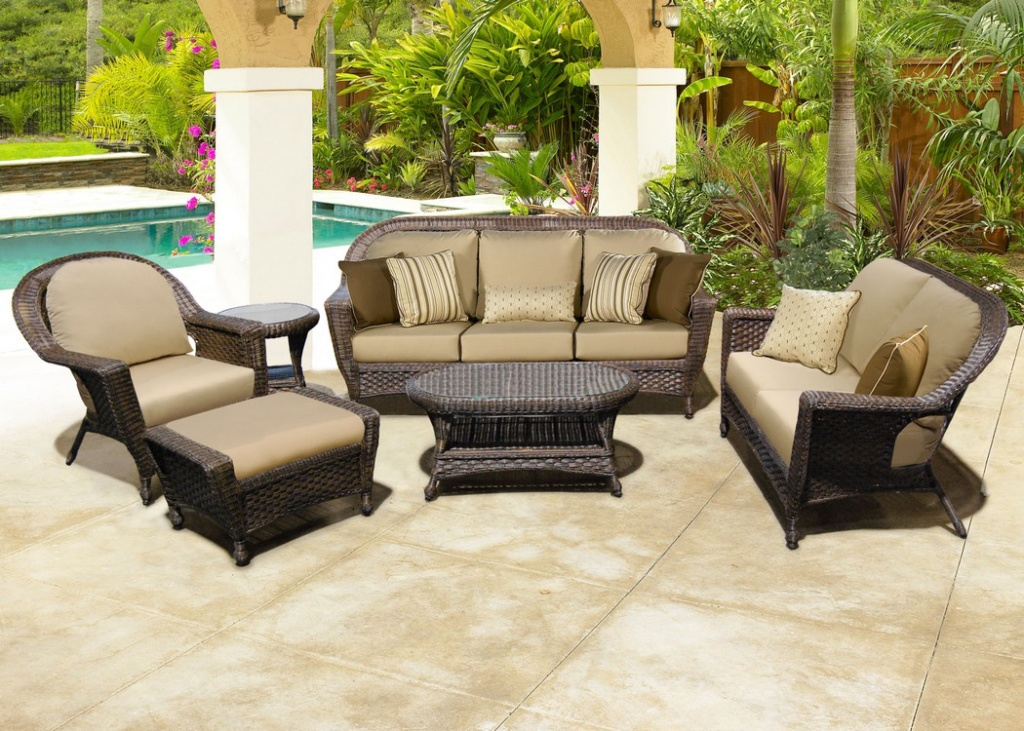 GEORGETOWN COLLECTION – PATIO SET BUFF Image