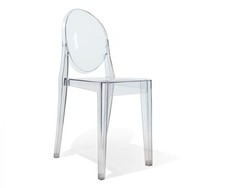 Ghost Chair without Arms Image
