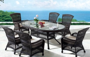 GRAND CYPRESS COLLECTION – DINING SET Image