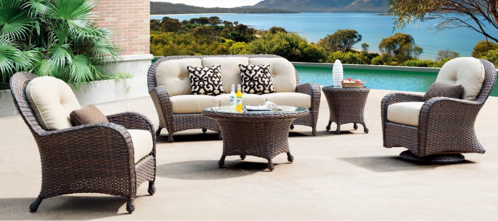 CATALINA COLLECTION – PATIO SET Image