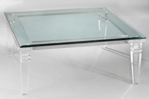 Messina Acrylic Cocktail Table Image