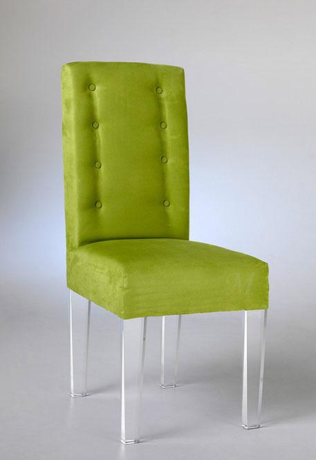 Mona Acrylic Chair Image