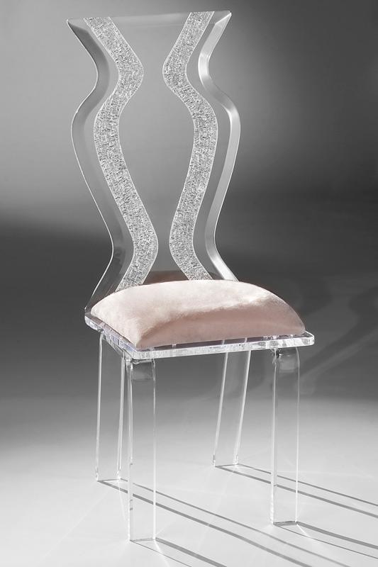 Monaco Acrylic Chair Image