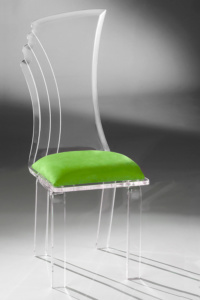 Prisma Acrylic Chair Image