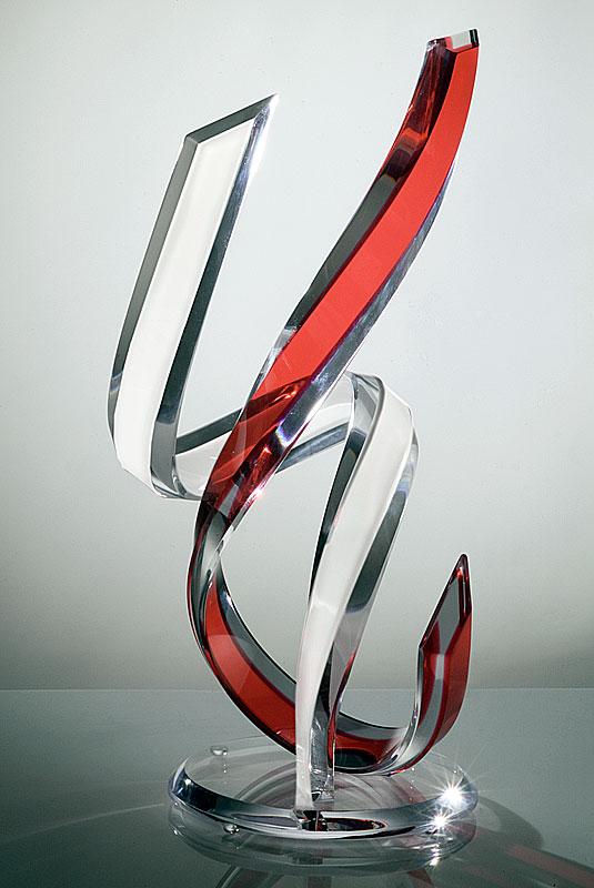 Tango Acrylic Sculpture Image