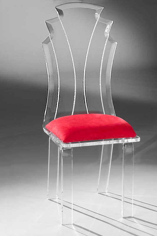 Tiffany Acrylic Chair Image