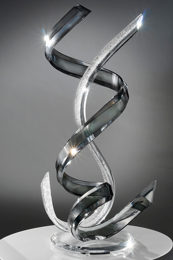 Twister Acrylic Sculpture Image