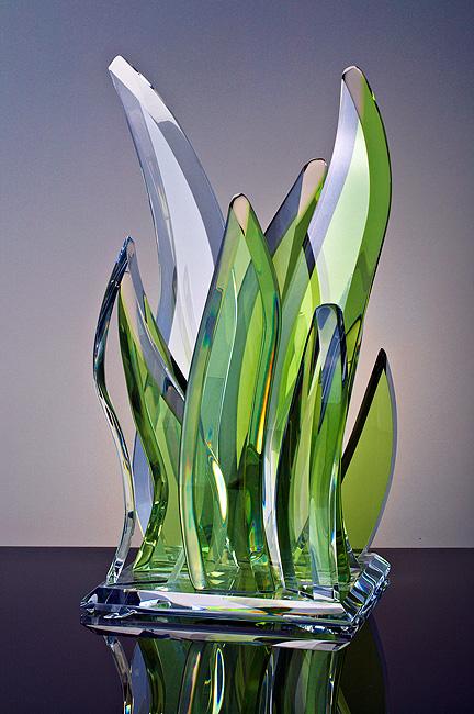 Calypso Acrylic Sculpture Image