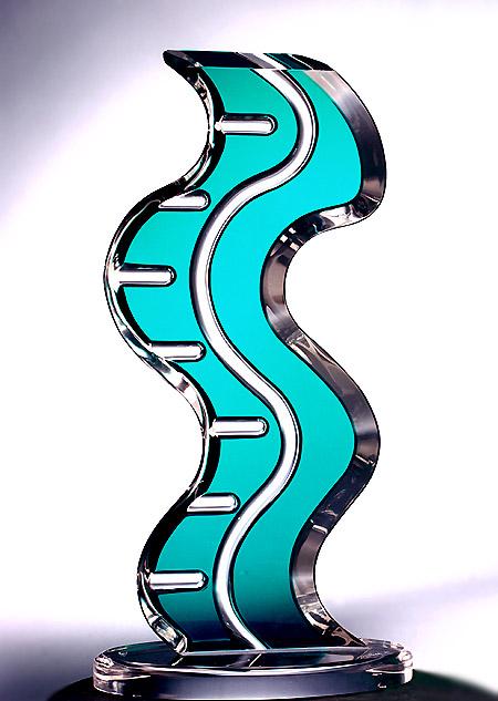 Dazzle Acrylic Sculpture Image
