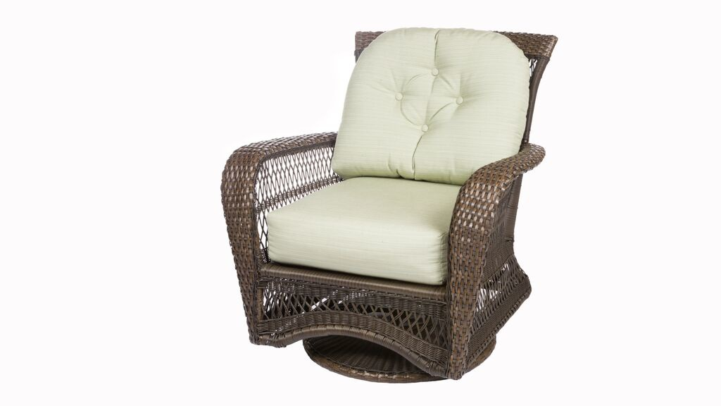 GRAND CYPRESS COLLECTION – SWIVEL GLIDER Image