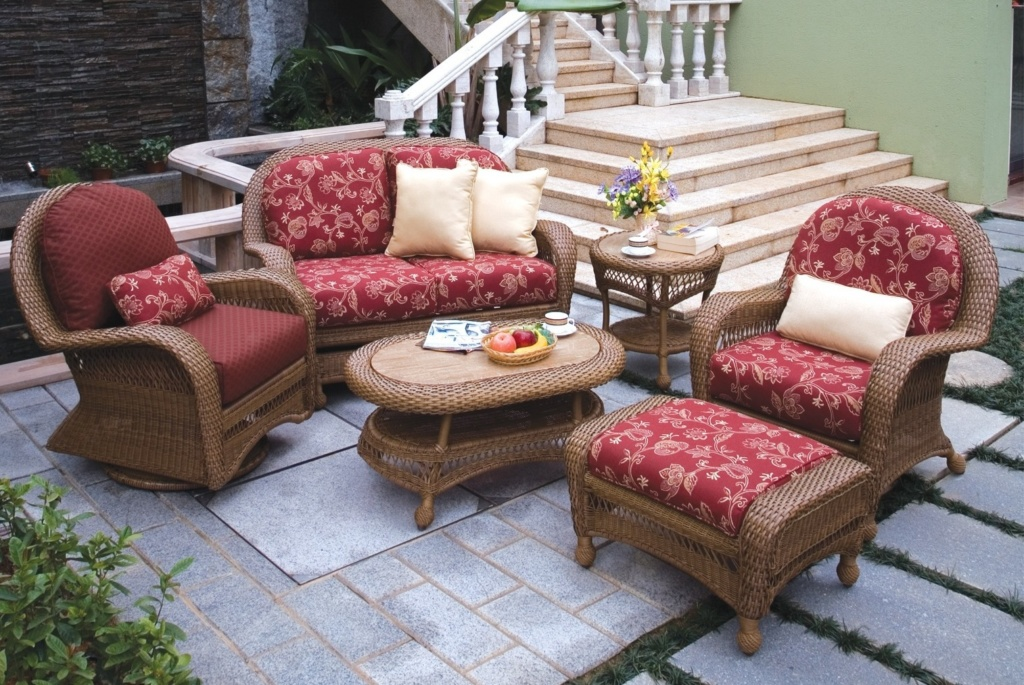 ISLAND COLLECTION – PATIO SET Image