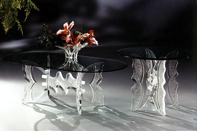 La Mariposa Acrylic Tables Image