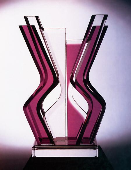 X Acrylic Sculpture Image