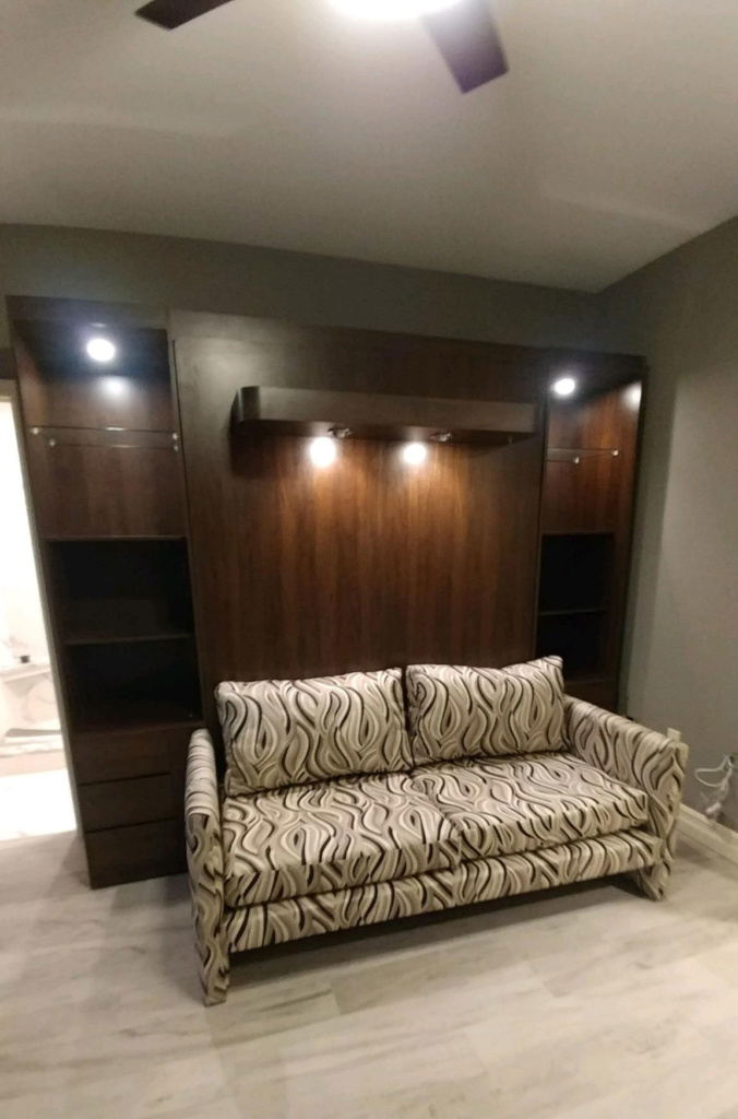 Sofa Bed - Murphy Bed Image