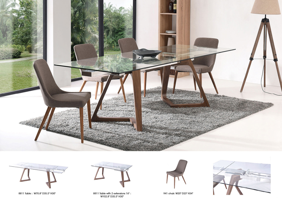 8811 Table & 941 Chairs Image
