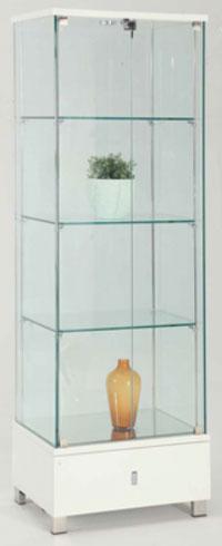 Glass curio Image