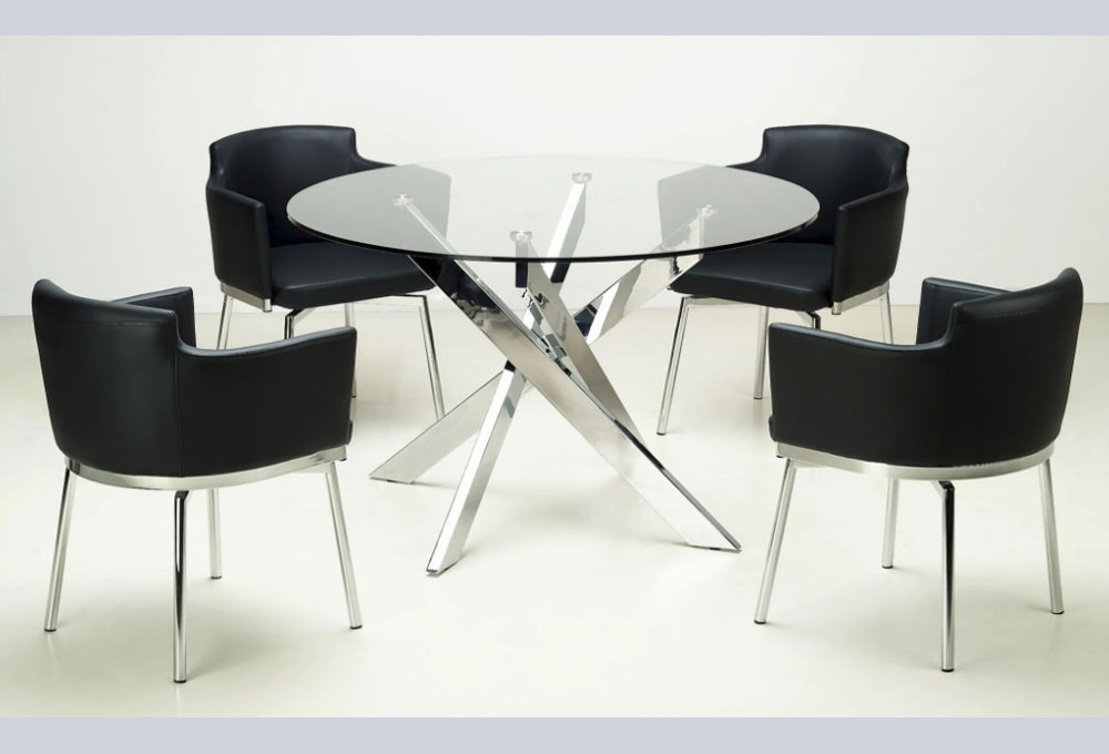 Dusty Dining Table set Image